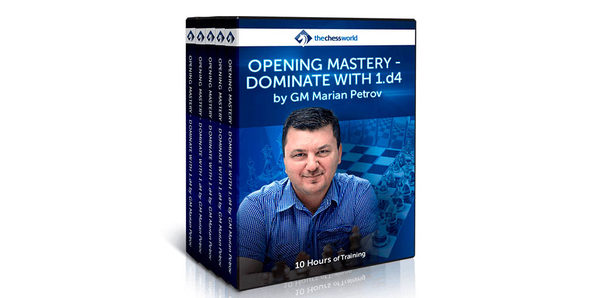 Opening Mastery: Dominate with 1.d4 – GM Petrov - Product Image