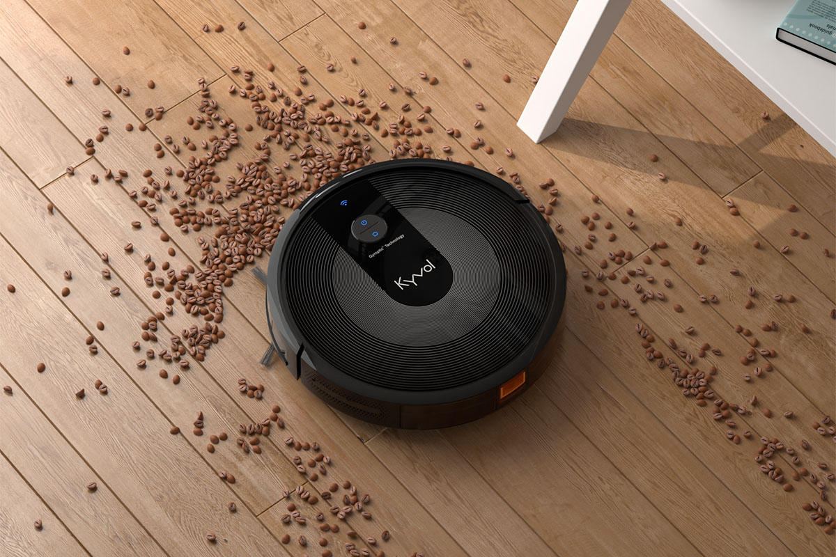 Cybovac E30 Robot Vacuum Cleaner, now on sale for $219.99