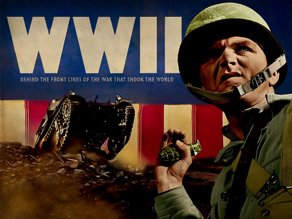 WWII: The War that Shook the World - Product Image
