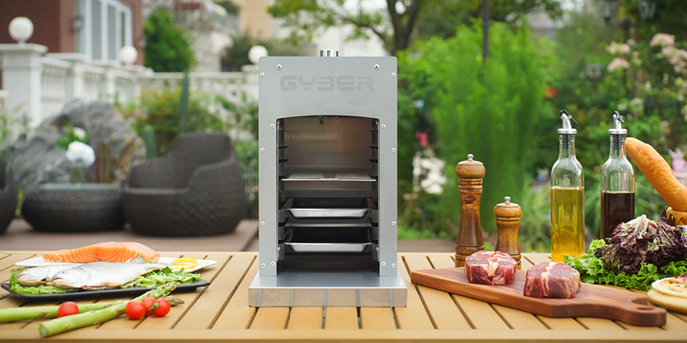 Anvil-Go Gas Infrared Grill, on sale for $169.99 (reg. $215) with code GOGASGRILL