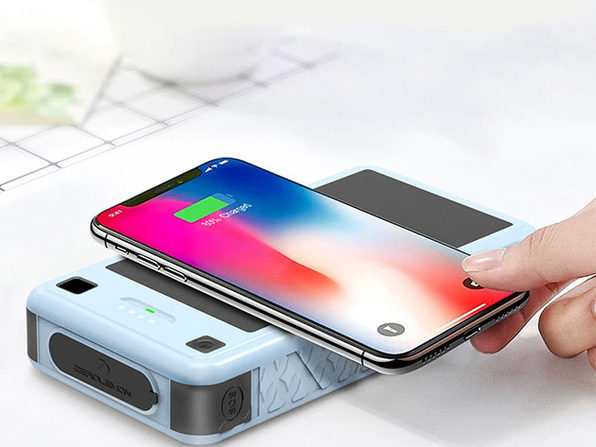 ZeroLemon WirelessJuice 26,800mAh USB-C PD Power Bank