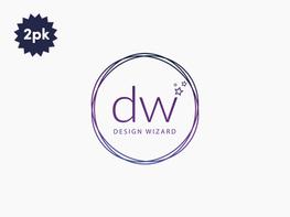 Design Wizard Pro: Lifetime Subscription (2-Account Bundle)
