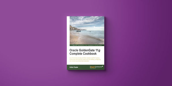 Oracle Goldengate 11g Complete Cookbook - Product Image