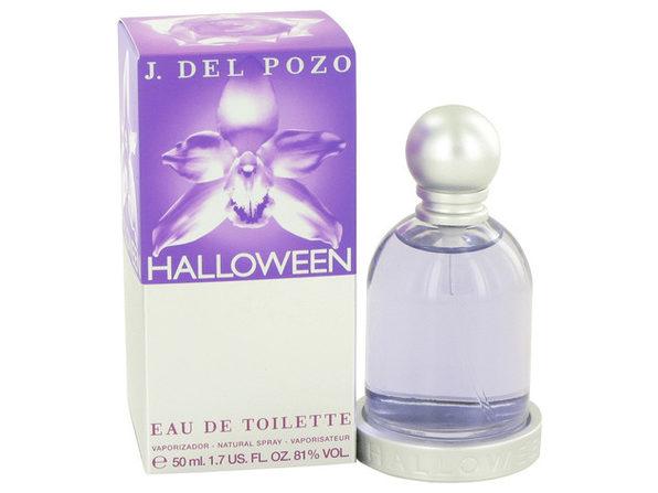 3 Pack HALLOWEEN by Jesus Del Pozo Eau De Toilette Spray 1.7 oz for Women