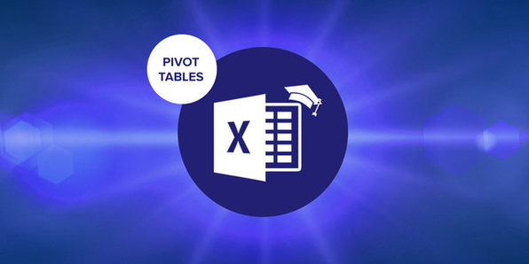 Excel 2016 Pivot Tables - Product Image
