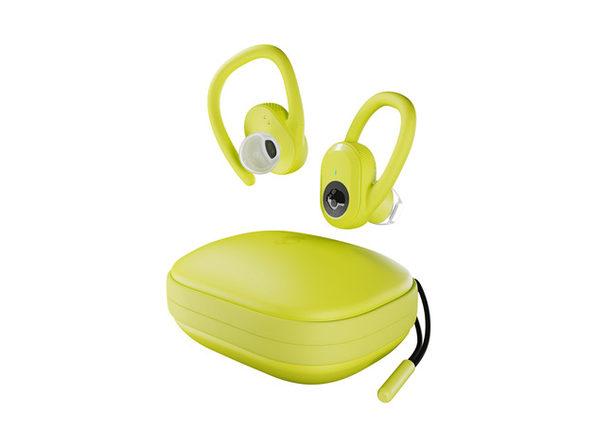 Skullcandy Push™ Ultra True Wireless Earbuds (Electric Yellow)