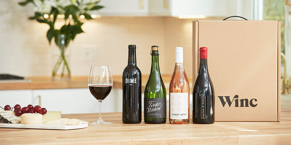 Winc Wine Delivery: $165 of Credit for 12 Bottles,