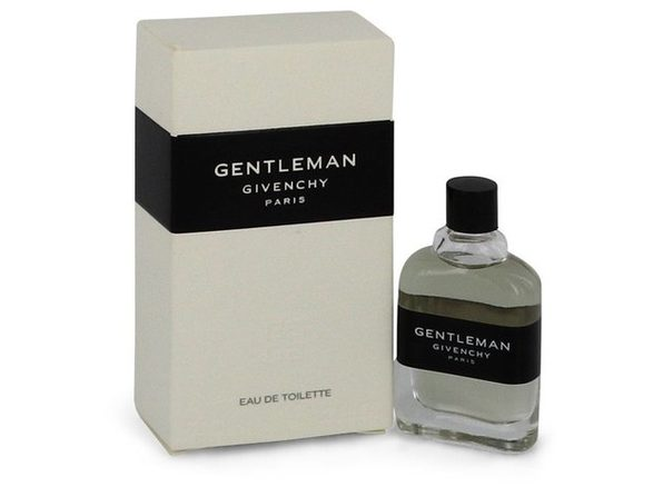 GENTLEMAN by Givenchy Mini EDT .20 oz