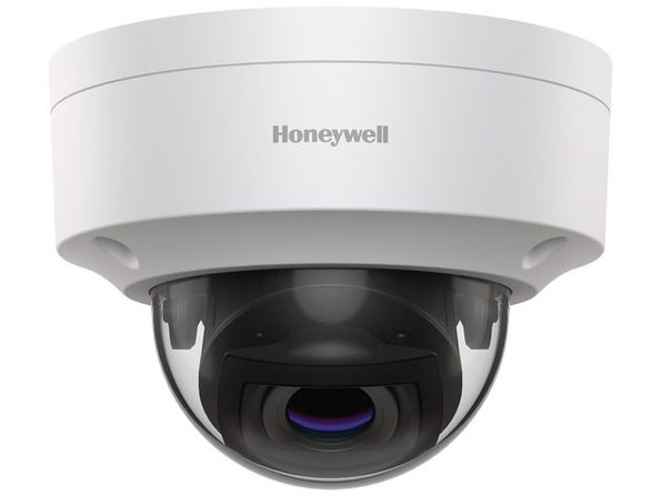 "Honeywell HC30W45R2 5MP Network Rugged Dome Camera, WDR 120dB, 1/2.7"" CMOS, 2.8-12mm MFZ lens, 2 IR"