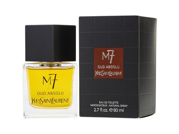 M7 OUD ABSOLU by Yves Saint Laurent EDT SPRAY 2.7 OZ (LA COLLECTION EDITION) for MEN  100% Authentic - Product Image