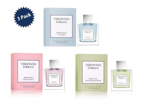 Vera Wang Embrace Perfume Bundle