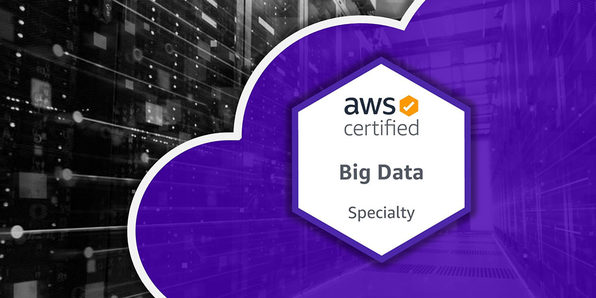 AWS Certified Big Data: Specialty - Product Image