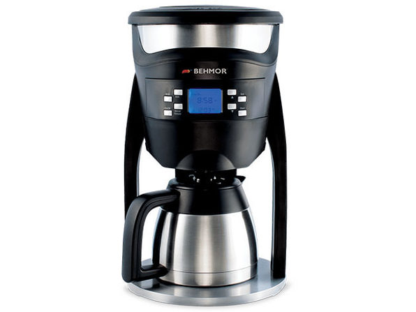 Behmor® Brazen Plus 2.0 Temperature Control Coffee Brewer (Factory Remanufactured)