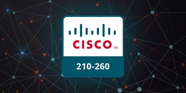 Cisco 210-260 IINS: Implementing Cisco Network Security - Product Image