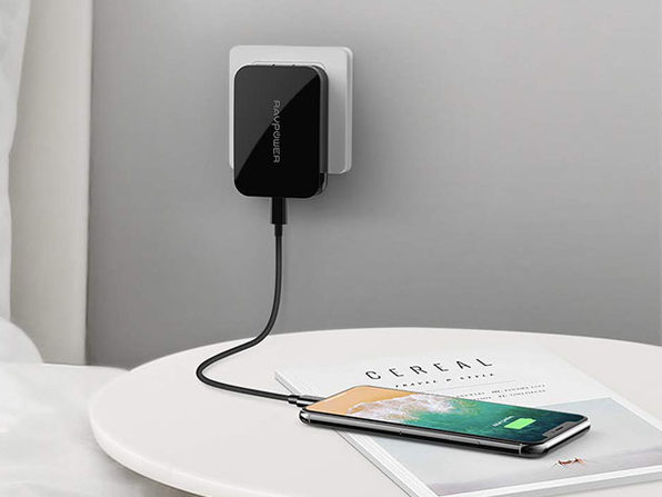 GaN Tech 45W PD USB-C Wall Charger