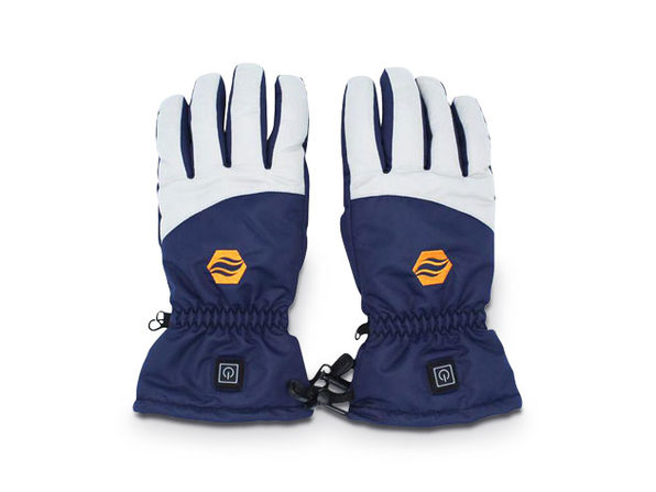 Heated Gloves With Rechargeable Battery: 1 Pair