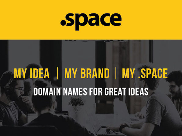 .SPACE Domain: 5-Yr Subscription