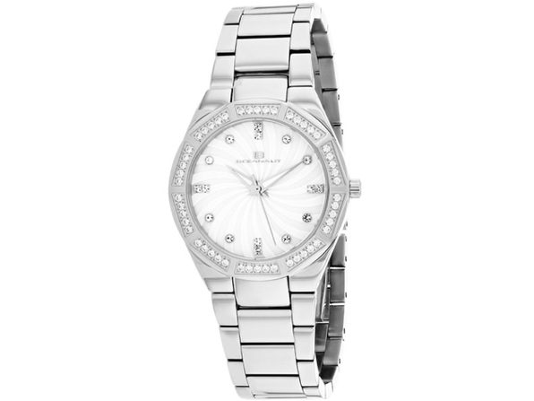 Oceanaut Women's Athena White mother of pearl Dial Watch - OC0250