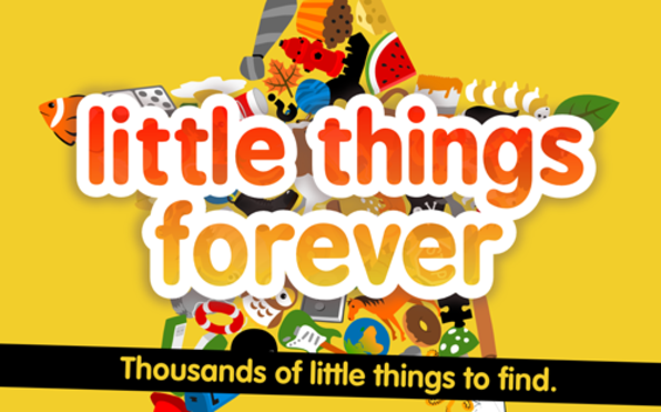 Little Things Forever - Product Image