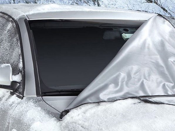 UPBEE Weather Shield Cover for Car (2-Pack)