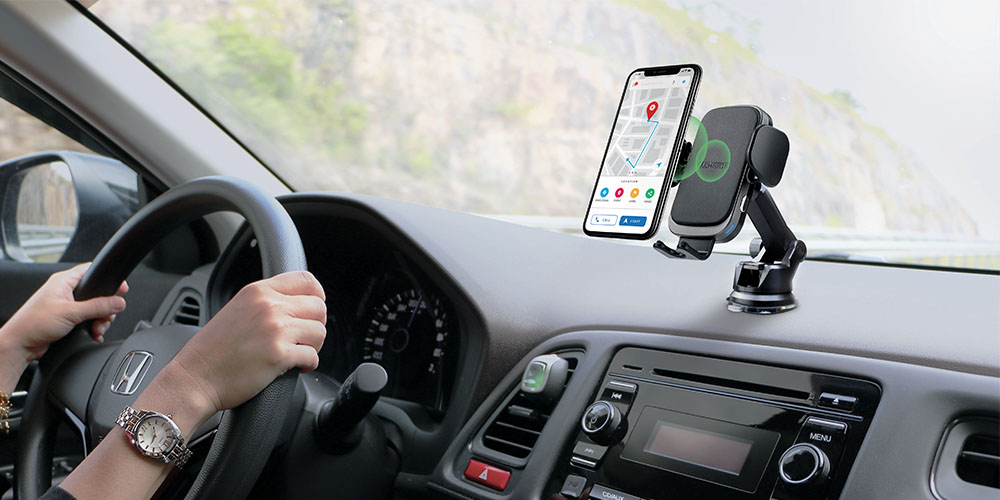 Car & Driver Motion-Activated Mount Kit, on sale for $54.99