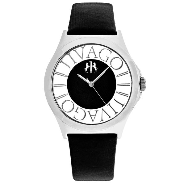 Jivago Women's Fun Black Dial Watch - JV8430