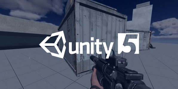 Game Development with Unity 5 - Product Image