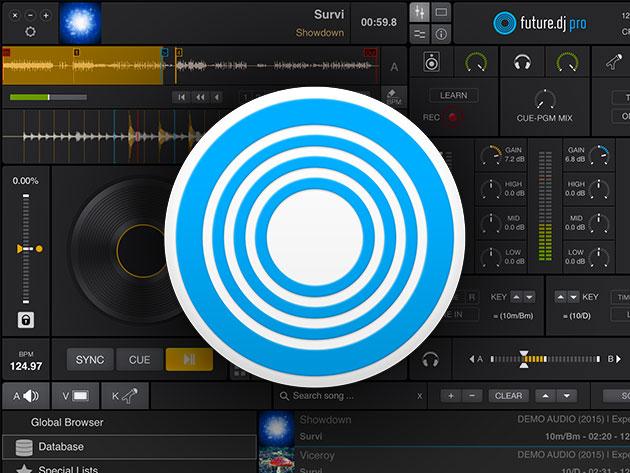Future dj Pro Music Mixer | StackSocial