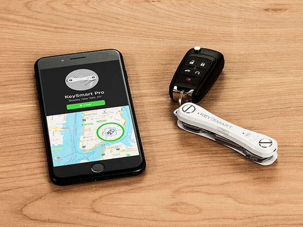 KeySmart Pro with Tile™ Smart Location