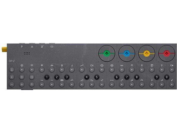 Teenage Engineering OP-Z Wireless Bluetooth Portable Synthesizer Sequencer (Used, Open Retail Box)