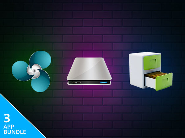 Mini Mac Utilities Bundle feat. TG Pro