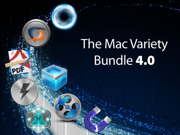 The Mac Variety Bundle 4.0 - Product Image