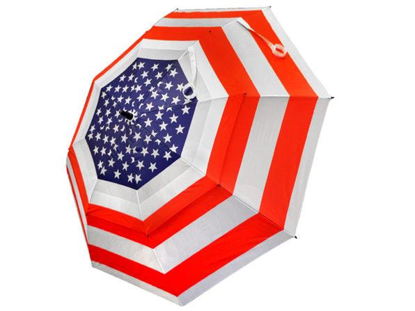 "Hot-Z Golf 62"" USA Umbrella - Product Image"