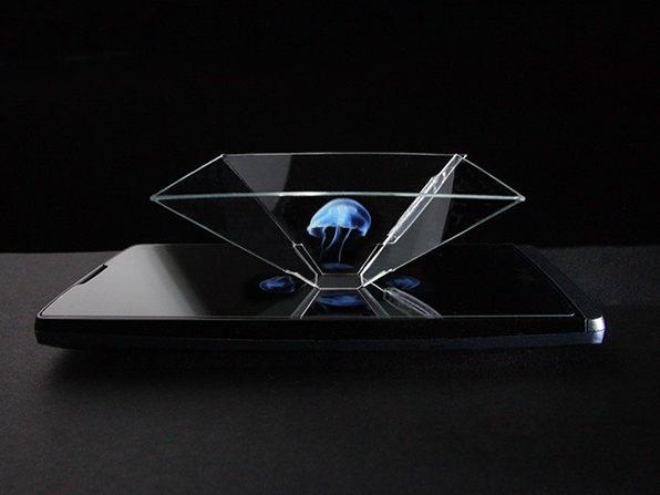 PepperGram Projector for Tablets