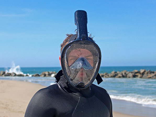 Full Face Snorkel (Large)