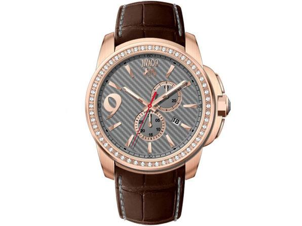 Jivago Men's Gliese Grey Dial Watch - JV1532 - Product Image