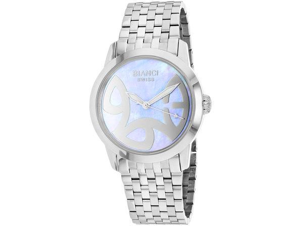 Roberto Bianci Women's Amadeus Blue MOP Dial Watch - RB18581