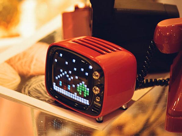 TIVOO Pixel Art Bluetooth Speaker | Popular Science Shop