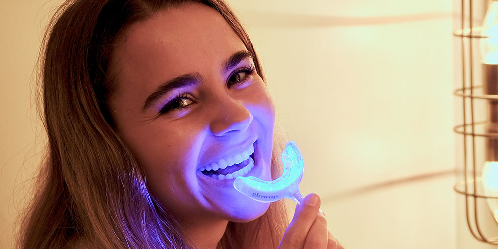 glowup. Personalized Teeth Whitening Kit Voucher, on sale $42.49 when you use coupon code MERRY15 during checkout
