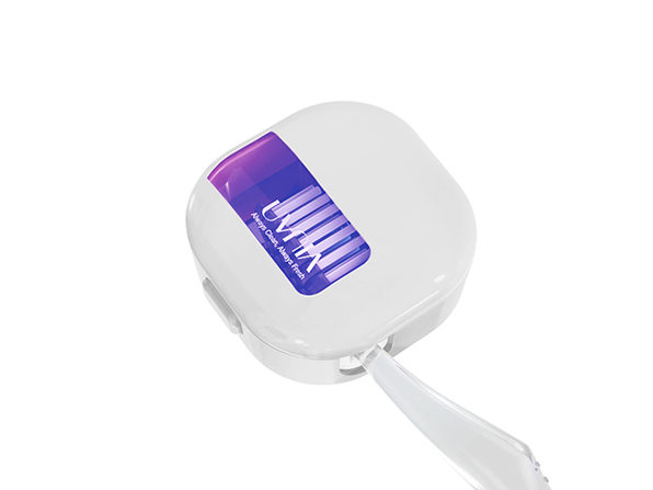 UVNIA: Portable UV Toothbrush Sanitizer