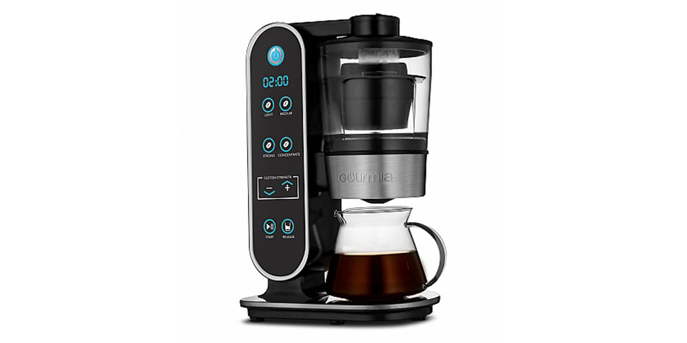 Gourmia® GCM7800 Brewdini 5-Cup Cold Brew Coffee Maker, on sale for $119.99 through 9/20