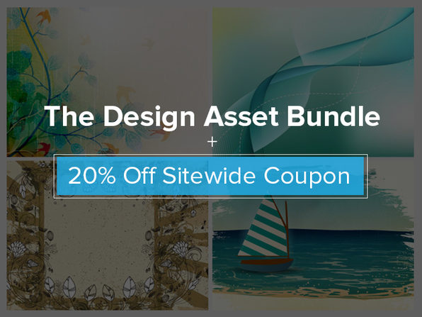 StackSocial 20% Off Sitewide Coupon + Epic Design Bundle - Product Image