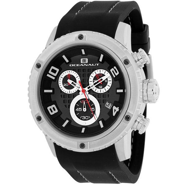 Oceanaut Men's Impulse Sport Black Dial Watch - OC3120R - Product Image