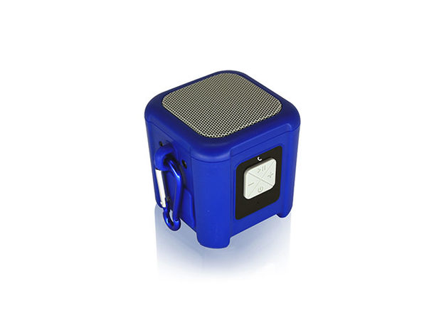 NUU Riptide Bluetooth Speaker (Blue)