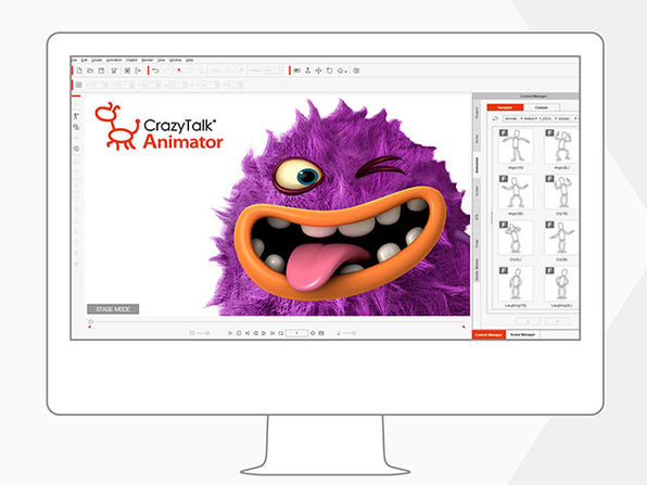 CrazyTalk Animator 3 Pro for Windows