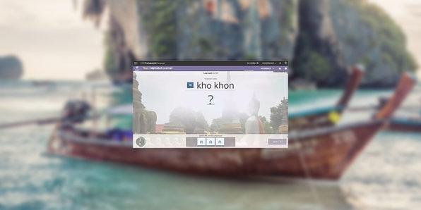 Transparent Language Learning (Thai) - Product Image