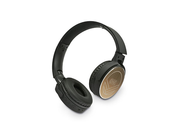 Z99 Over-Ear Bluetooth Headphones (Gold)