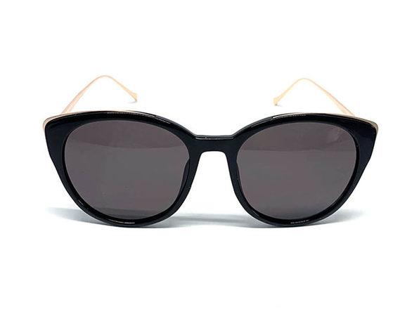 The Diane Sunglasses in Black