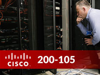 Cisco 200-105: ICND2 Interconnecting Cisco Networking Devices Part 2 - Product Image