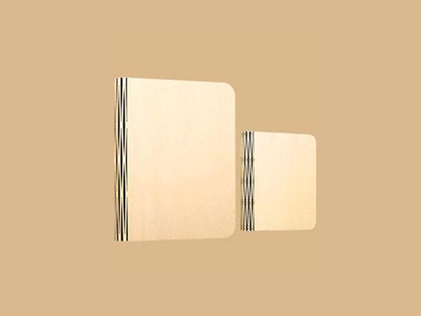 Booklet Lamp (Pinewood/Medium)